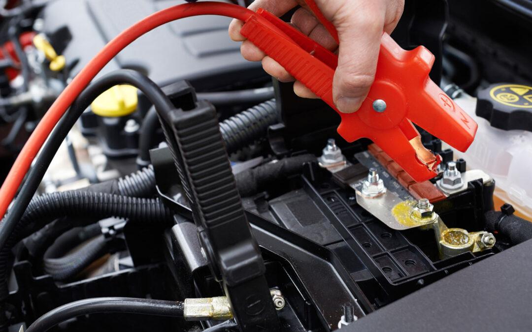 Flat Car Batteries